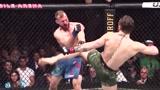 2020年UFC精彩KO时刻,嘴炮40秒强势KO牛仔