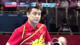 2012奥运会 王皓vs施拉格 乒乓球比赛