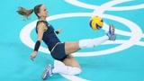 法比!两届奥运会女排金牌得主,这一脚尽显巴西的足球底蕴!