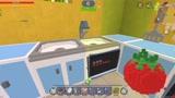 迷你世界:准备做番茄炒蛋