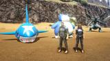 方舟生存进化:神奇宝贝大战巨鲨头VS卡比兽谁更厉害