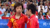 经典回放:2008北京奥运乒乓球女团决赛,中国队3:0新加坡