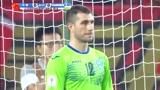 郜林射点球前的这一幕,我们观众的压力一点也不比郜林少