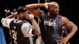 NBA全明星著名梗时刻 乔丹脱哈达威裤子JAY-Z遭挑衅