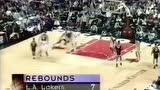 篮球之神头上动土!盘点曾隔扣过乔丹的狠人们