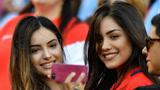 各国美女球迷大放送:葡萄牙女神颇具东方美感,冰岛球迷搞怪迷人!