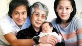 與王祖賢相戀17年的齊秦,娶小24歲房地產商女兒,兒女雙全很幸福