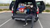 女拳王张伟丽决定留在拉斯维加斯:原地不动最安全,希望疫情快点过去
