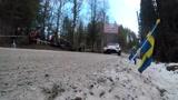 WRC世界拉力锦标赛瑞典站埃文斯精彩集锦