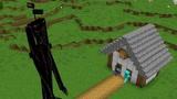 SCP怪物摧毁村庄后,史蒂夫设下陷阱收服,不料背后另有黑手!