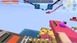 迷你世界:贝利亚奥特曼坐缆车游玩为什么缆车不会动