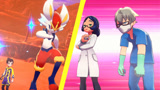 精灵宝可梦盾72:挑战两个医疗团队,获得胜利!